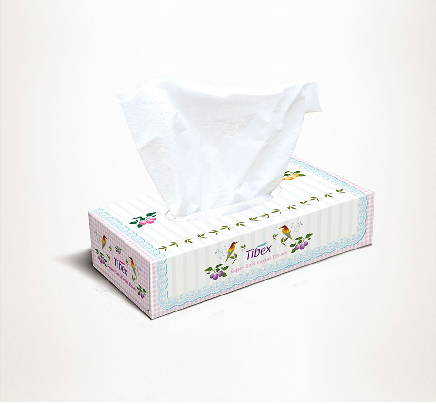 Facial Tissue Box - Graphic Packaging Design - New Best ...